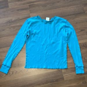 Long Sleeve Girls Size 16 Old Navy Shirt